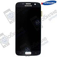 Дисплей Samsung S7 (модуль экран + тачскрин) G930 Black
