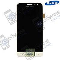 Дисплей Samsung J3 2016 (модуль экран + тачскрин) J320 White, GH97-18414A