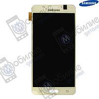 Дисплей Samsung J5 2016 (модуль экран + тачскрин) J510 White, GH97-18792C