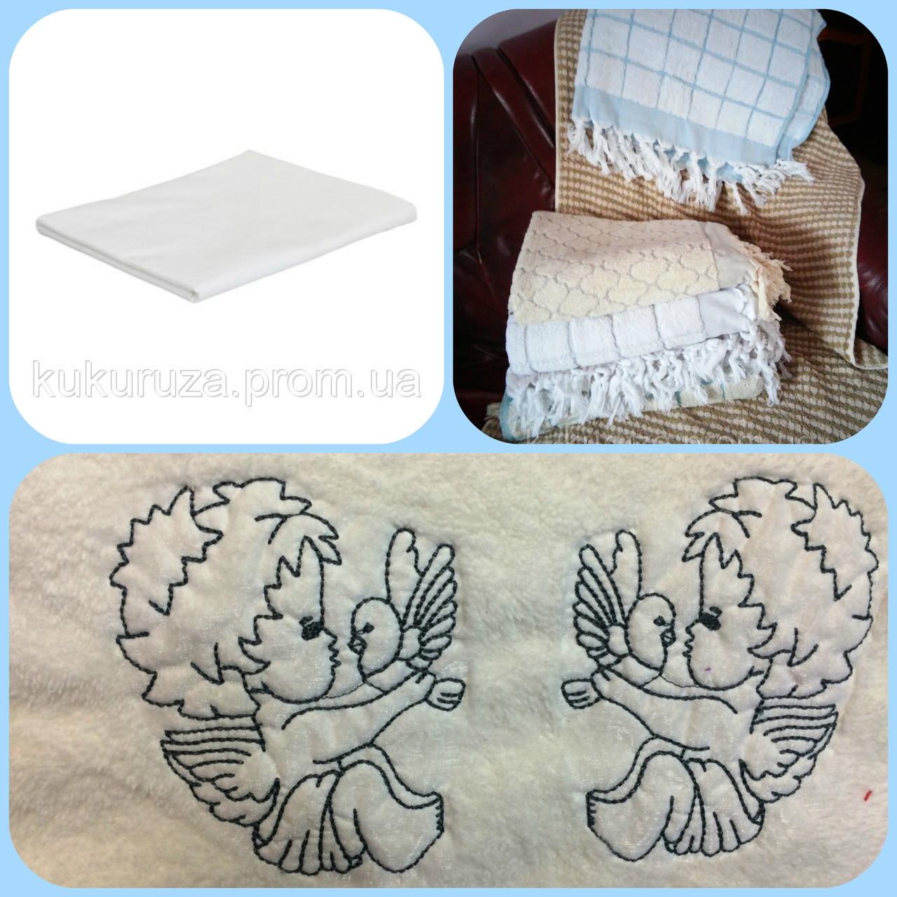 Текстиль для крещения малыша в ассортименте
