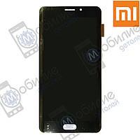 Дисплей (модуль экран + тачскрин) Xiaomi Mi Note 2 Black