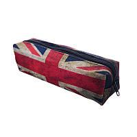 Пенал школьный Британский Флаг