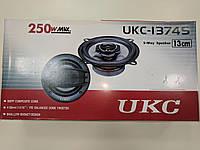 Автомобильные колонки UKC 1374S 250W акустика