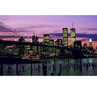 Фотообои Нью-Йорк 16 листов