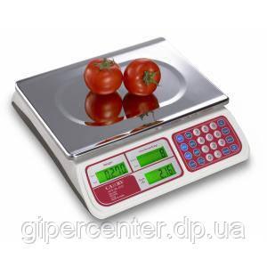 Весы для магазина без стойки Camry CTE_J31 до 15 кг, точность 5 г