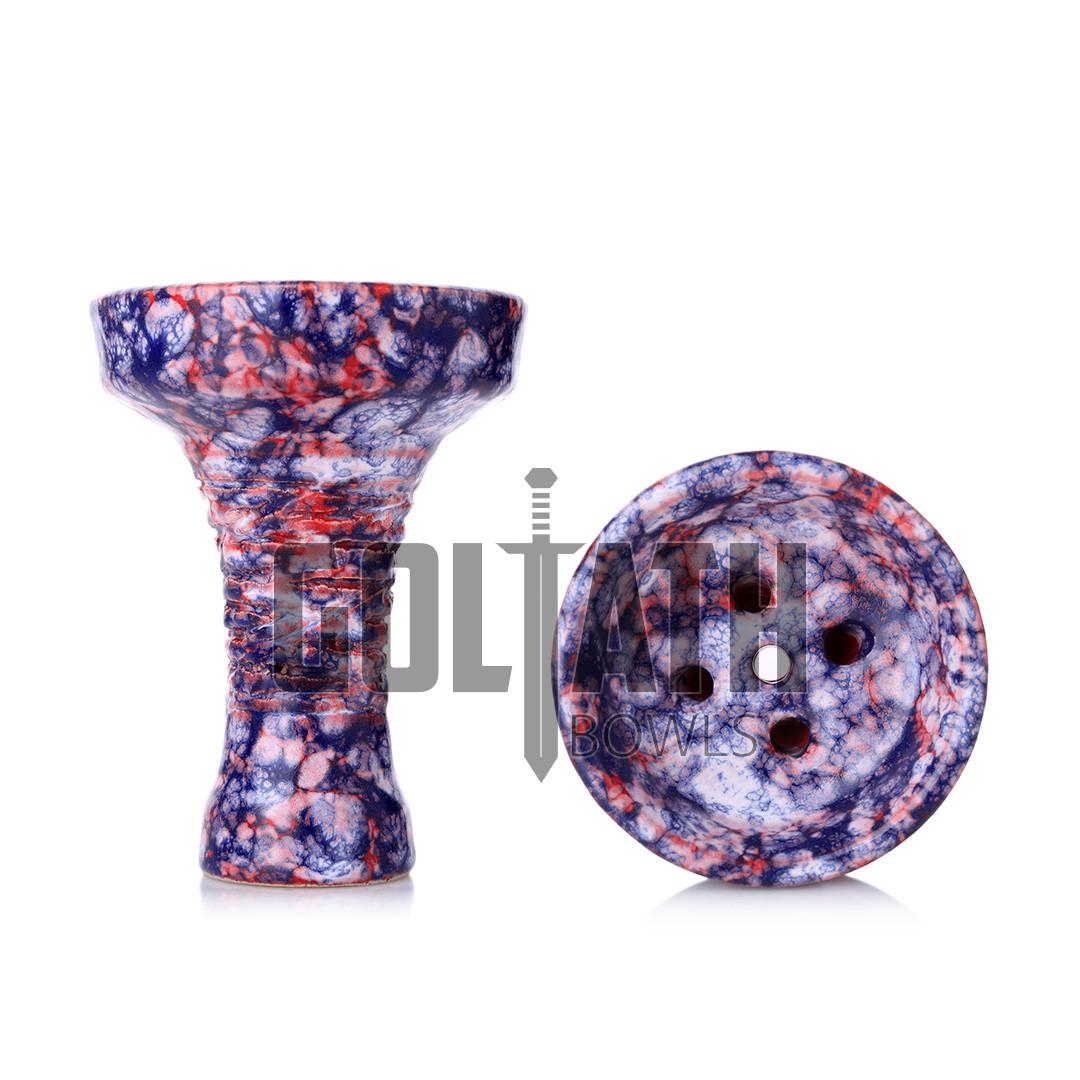 Чаша Goliath Bowl EQUIL, Deep Water Flower