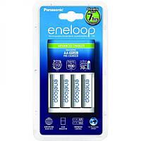 Зарядное устройство Panasonik Eneloop Advanced  + Eneloop 4xAA 1900mAh