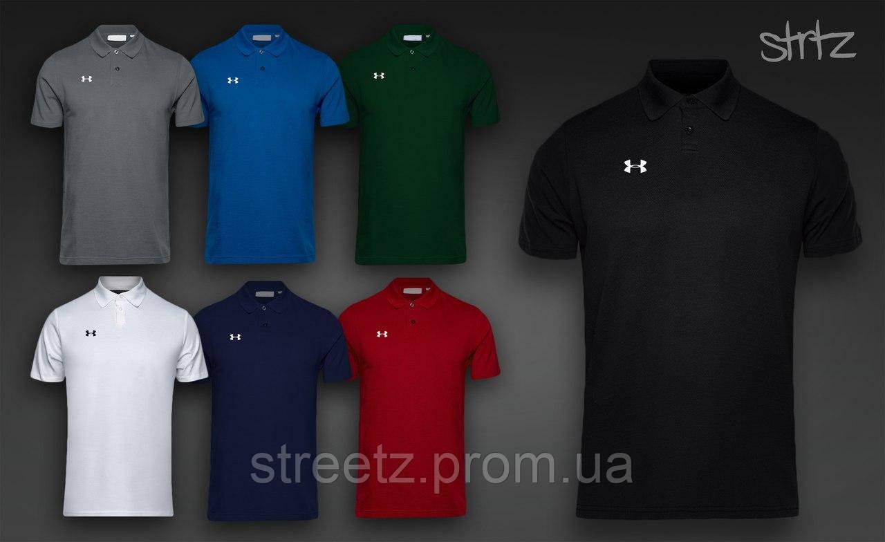 Футболка Поло Under Armour Polo Shirt