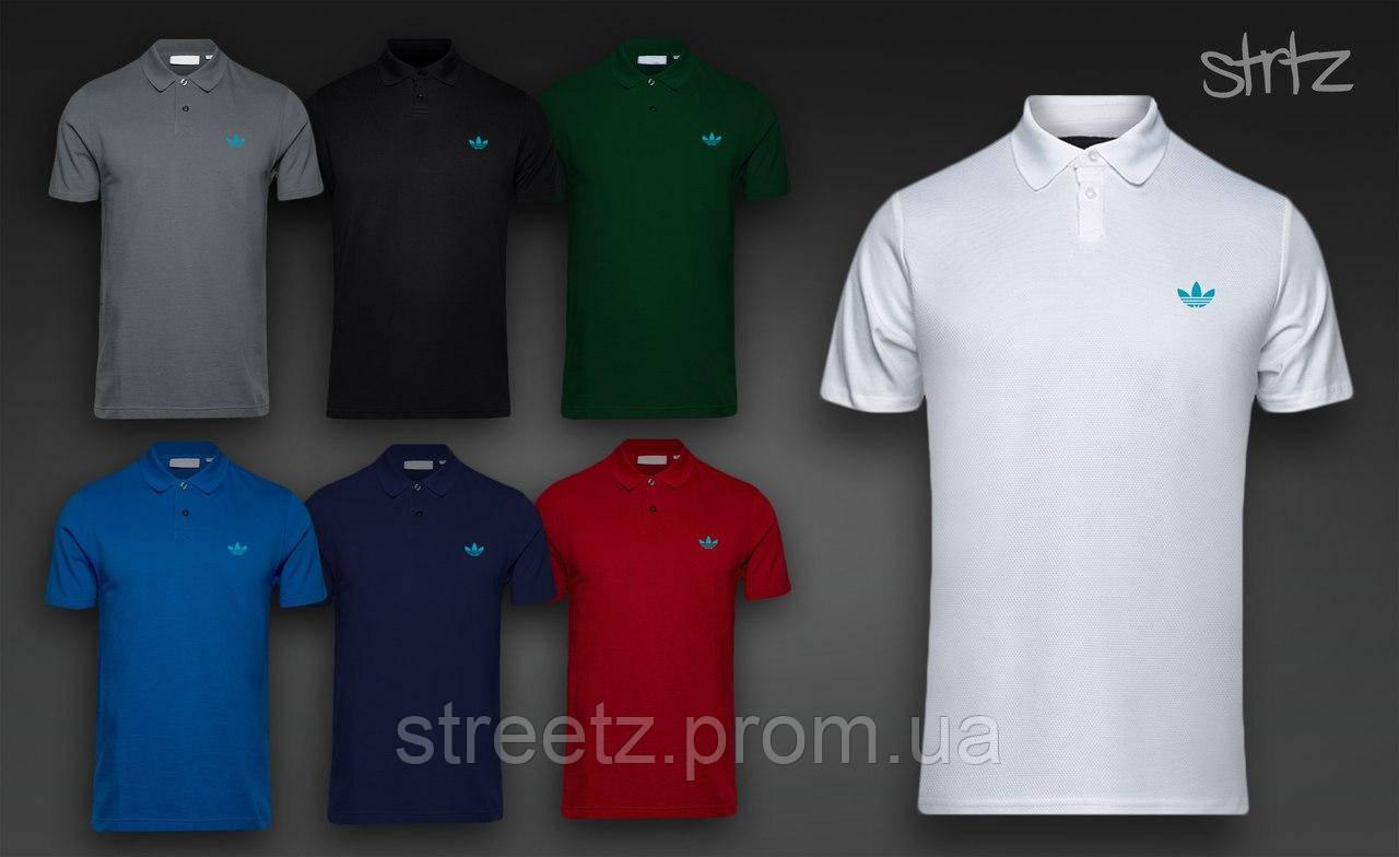 Футболка Поло Adidas Originals Polo Shirt