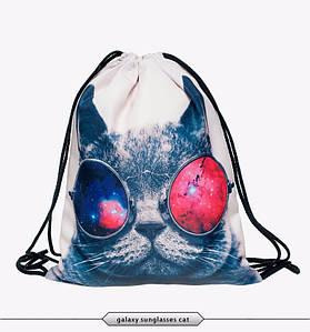 Школьный рюкзак-мешок для обуви