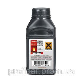 Тормозная жидкость Ferodo DOT-4