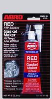 Герметик 11-AB прокладок 85гр красный ABRO