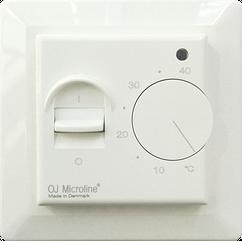 OJ Electronics MTN-1991  - терморегулятор механический