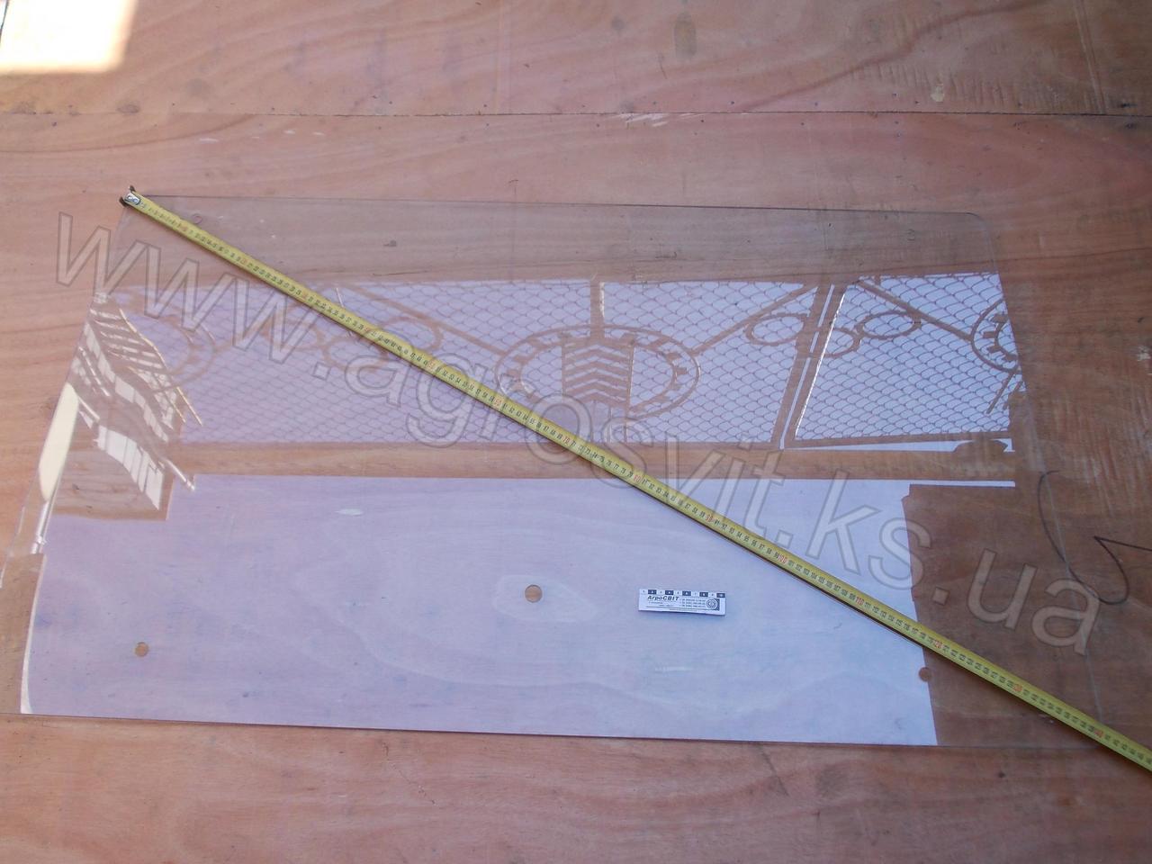 Стекло МТЗ-821-923 заднее (сталенит) 1300х712 (5 отверстий), арт. 822-6708951