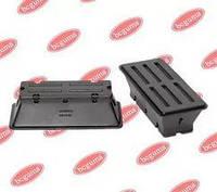 Подушка передней рессоры (2-ух лист.) Sprinter/LT 96-06 (спарка) нижняя Л.