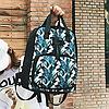 Школьный рюкзак с листьями, фото 6