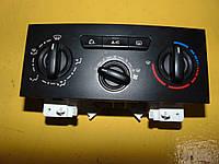 Б/у блок управления печкой / климатконтролем для Фиат Фіат Скудо Fiat Scudo  с 2007 г. в.