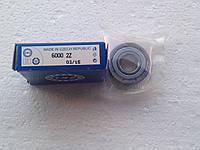 Подшипник ZKL 6000 2Z (10x26x8) однорядный