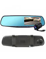 Видеорегистратор автомобильный зеркало с камерой заднего вида COLARIX AMB-RMF-005