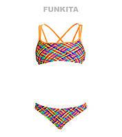 Женский раздельный купальник Funkita Basket Case FS33, фото 1