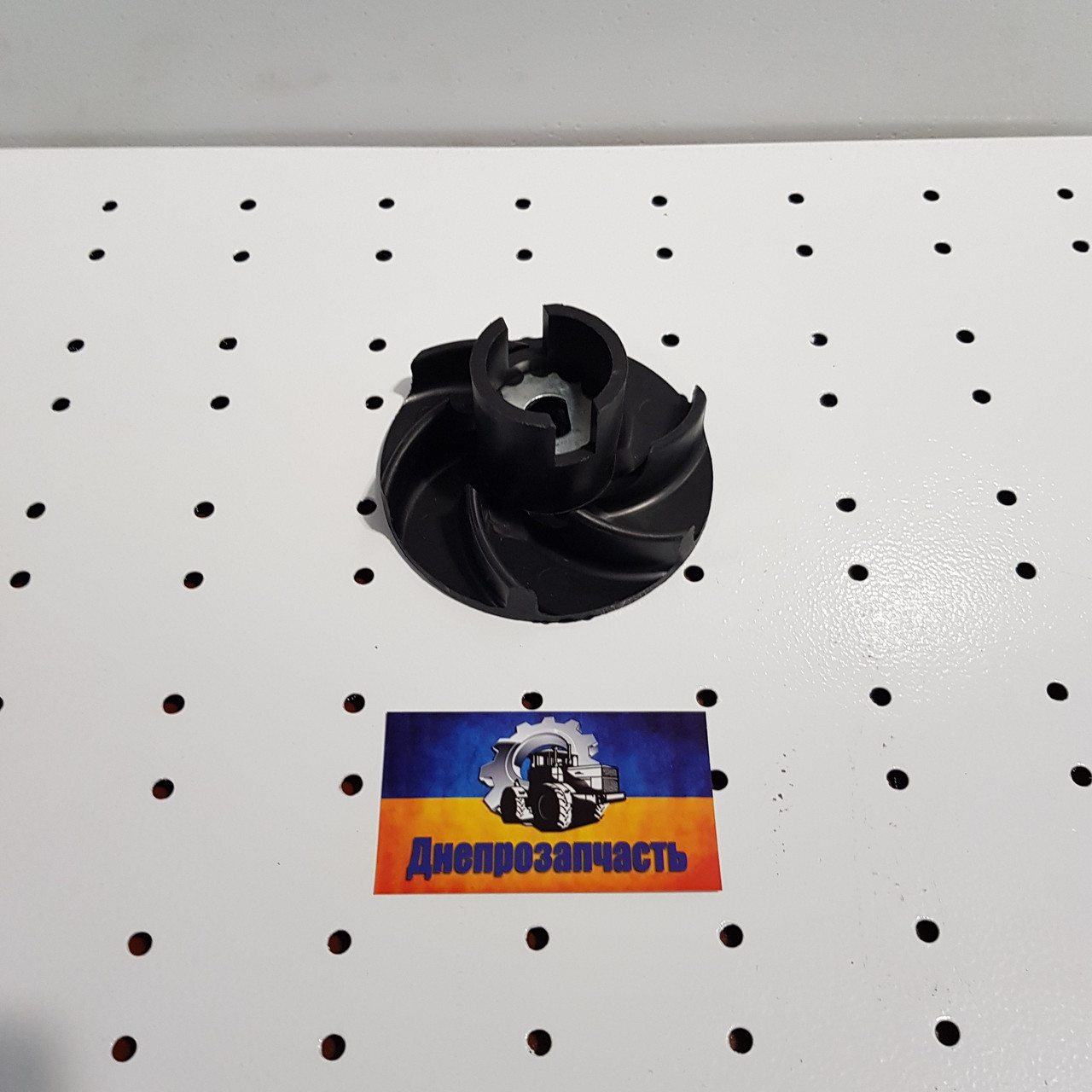 Крыльчатка водяного насоса Д65, ЮМЗ (пластик) 48-1307031-Б