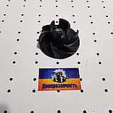 Крыльчатка водяного насоса Д65, ЮМЗ (пластик) 48-1307031-Б, фото 3