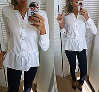 Рубашка женская в расцветках 21236, фото 1