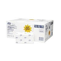 Tork листовые полотенца Singlefold сложение V, Z ультрамягкие (Premium)