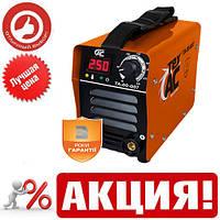 Инверторный сварочный аппарат ТехАС ММА 250 (Дисплей) (Полупрофессиональный уровень)