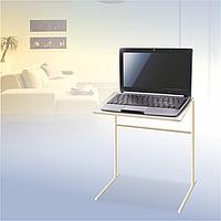 Стол для ноутбука Commus Комфорт дуб пепельный/беж