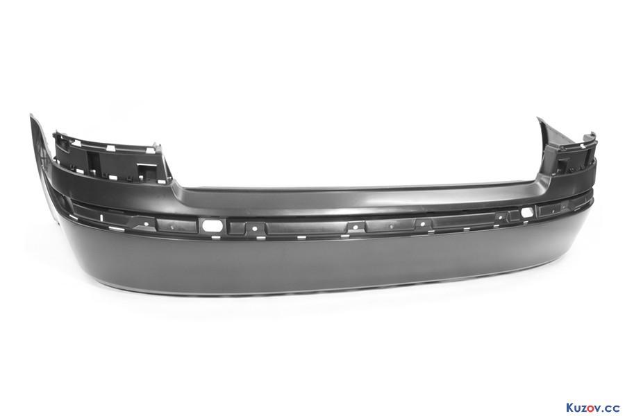 Задний бампер Skoda Octavia A5 05-09, лифтбек, кроме RS (FPS) 1Z5807421