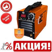 Инверторный сварочный аппарат ТехАС ММА 300 (Дисплей) (Полупрофессиональный уровень)
