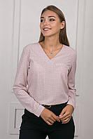 Стильная блуза из летнего софта