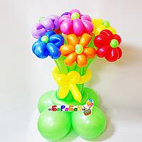 """Букет цветов из воздушных шаров """"Счастье"""""""