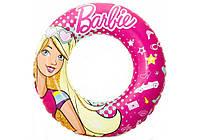 Bestway 93202, надувной круг Барби