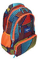 Ранец-рюкзак, 2 отд., 41*29*18 см, Crinkle PL,9774, SAF
