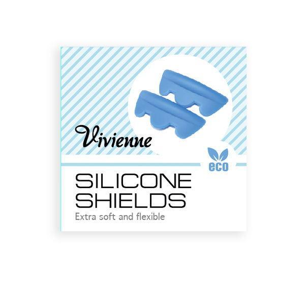 Набор силиконовых бигудей(размер: LL/L/M/S/SS (синие )