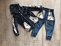 Спортивный костюм велюр унисекс Philipp Plein (Филипп Плейн)