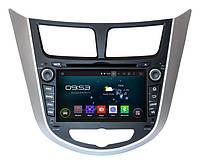 Штатная магнитола Hyundai Accent 2011+ (AHR-2487) INCar