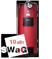 Котлы длительного горения Swag 10 кВт