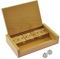 Развивающая настольная игра goki Мастер счета в коробочке HS185
