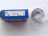 Однорядный подшипник ZKL 6201 2Z (12x32x10)