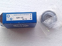 Подшипник ZKL 6201 2Z (12x32x10) однорядный
