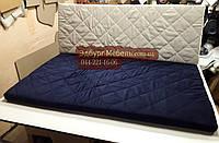 Комплект подушок для меблів з піддонів з прошивкою, фото 1