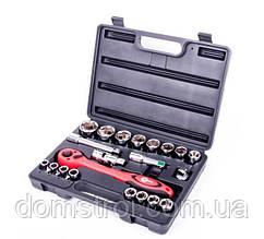 Профессиональный набор инструмента INTERTOOL ET-6021