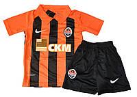 Футбольная форма Шахтера, сезон 2016-2017 (основная)