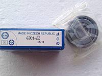 Однорядный подшипник ZKL 6301 2Z (12x37x12)