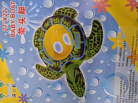 Надувной круг с трусиками для детей Черепаха