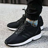 "Кроссовки Оригинал Adidas ZX Flux ""Core Black"" (S76530)"