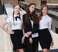 Школьная мода для девочек